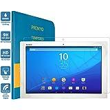 PREMYO verre trempé Sony Xperia Z4 Tablet. Film protection Xperia Z4 Tablet avec un degré de dureté de 9H et des angles arrondis 2,5D. Protection écran Z4 Tablet
