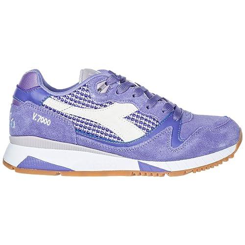 Diadora Zapatillas Deportivas Mujer Violet glysine 38 EU: Amazon.es: Zapatos y complementos