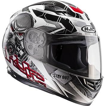 HJC 101501 X XL Casco Moto, XXL