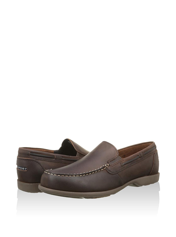 Rockport V79607, Mocasines para Hombre, Chocolate, 41 EU: Amazon.es: Zapatos y complementos