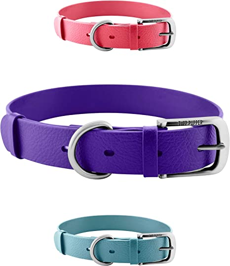 Tuff Pupper Classic 'Lifetime' Heavy Duty Collar