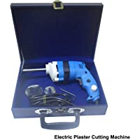 Medsor Impex Orthopeadic Plaster Cutter Machine (Electric) Excellent Performance with 2 Blade