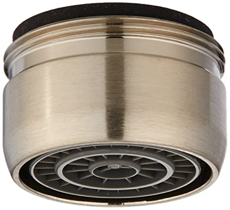 Moen Faucet Aerator Replacement. Moen 3919CSL Replacement Aerator Flow Restrictor  Classic Stainless