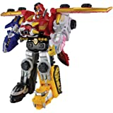 Bandaï - Power Rangers figurine Import Megaforce Gosei Great Megazord Japan Ver