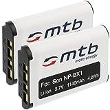 2x Batería NP-BX1 para Sony HDR-AS.. Action-Cam / Cyber-shot DSC-H400, HX50.../ RX100...(ver descripción)