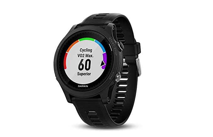 6e6cc97af5c Amazon.com  Garmin Forerunner 935 Running GPS Unit (Black)  Cell Phones    Accessories