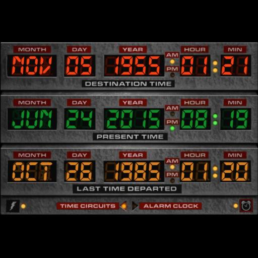 Time Machine Alarm Clock (Alarm Circuit)
