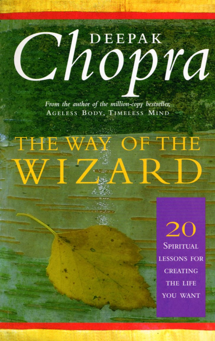 The Way of the Wizard : 20 Lessons for Living a Magical Life pdf epub