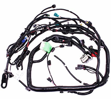 Amazon Com Ford Racing M 12b637 A54sc Engine Wiring Harness