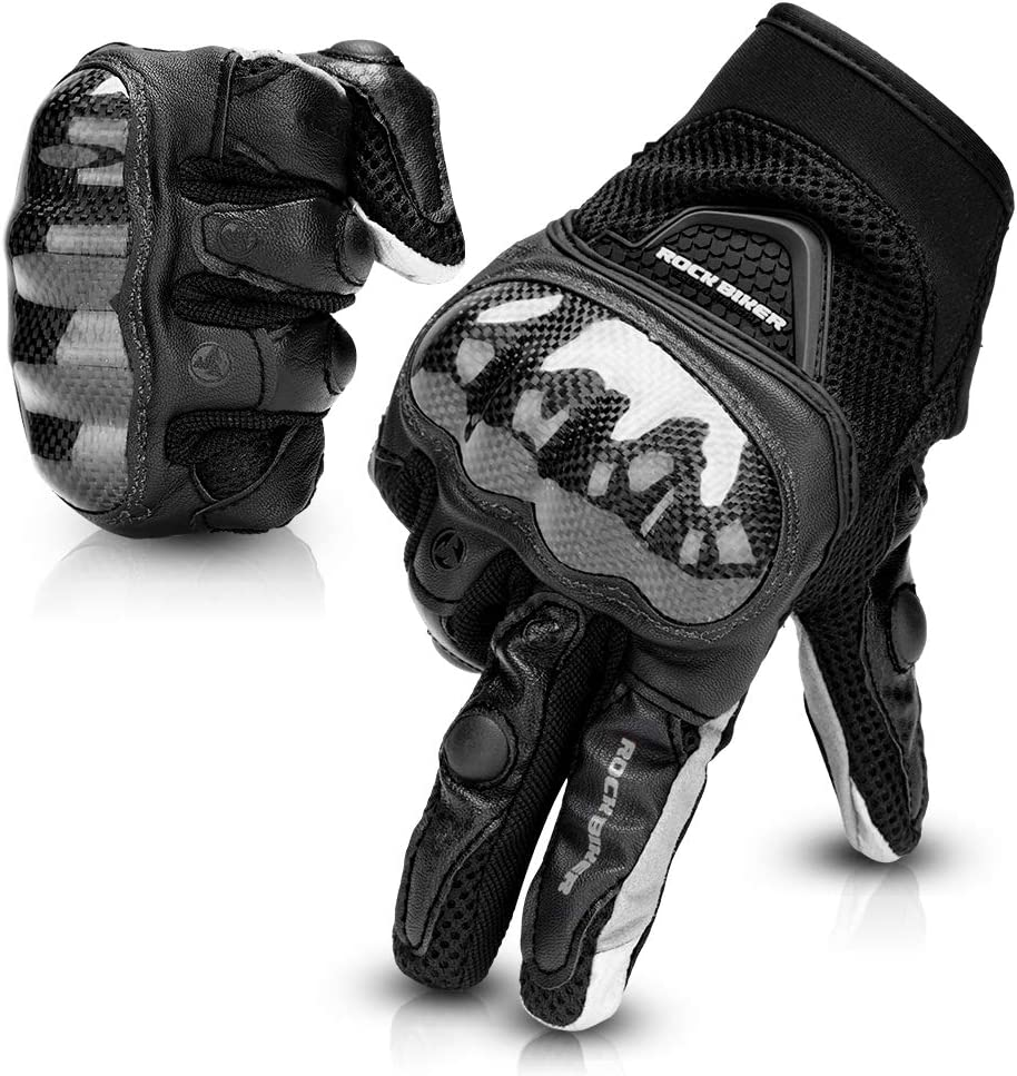 Best Motorcycle Gloves For Summer: Top 10 Review (2020) 8