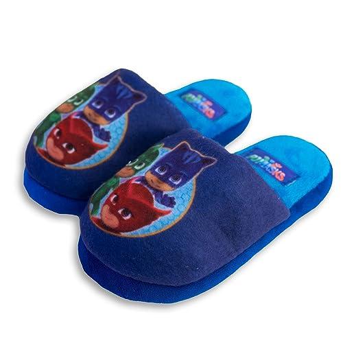 PJ Masks Superpigiamini - Zapatillas de Estar por casa para niño Azul Size: 23/