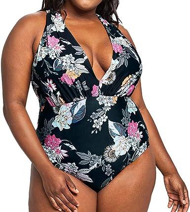 Vectry Bikinis para Mujer Tankinis Mujer Bañador Premama Bañadores ...