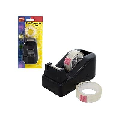 Kole Imports HC211 Tape Dispenser with Tape Set