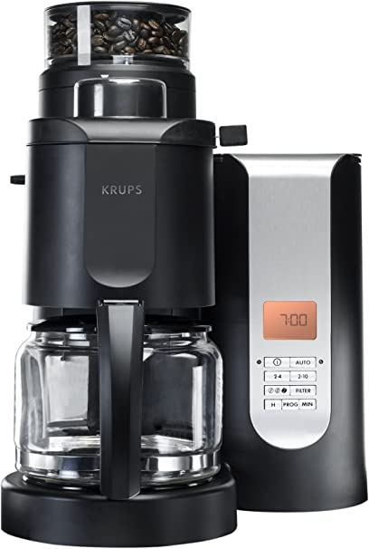 KRUPS KM7005 Grind and Brew Coffee Maker