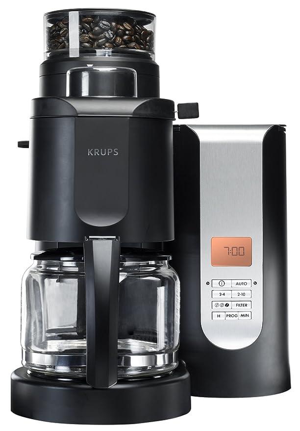 Amazon.com: Krups km7005 Grind y Brew Coffee Maker con ...