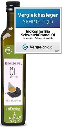 61cde1c77b26d6 bioKontor    BIO Schwarzkümmelöl ägyptisch - nativ