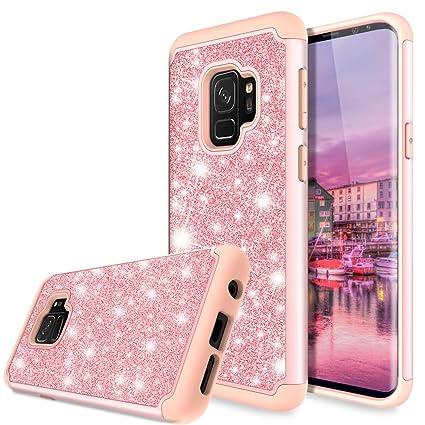 sparkly samsung s9 case