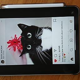 Amazon エレコム Ipad Mini 19 フィルム ペーパーライク ケント紙タイプ ペン先磨耗防止 反射防止 Tb A19sflapll エレコム タブレット用保護フィルム 通販