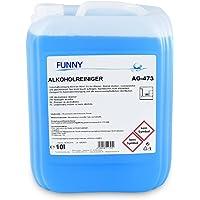 Funny AG-473 Alkoholreiniger, Kanister, 10 L
