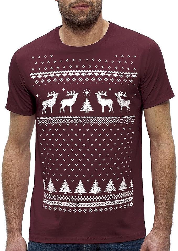 Womens Organic Snowman Christmas T-Shirt a Great Lightweight Alternative to The Traditional Christmas Jumper