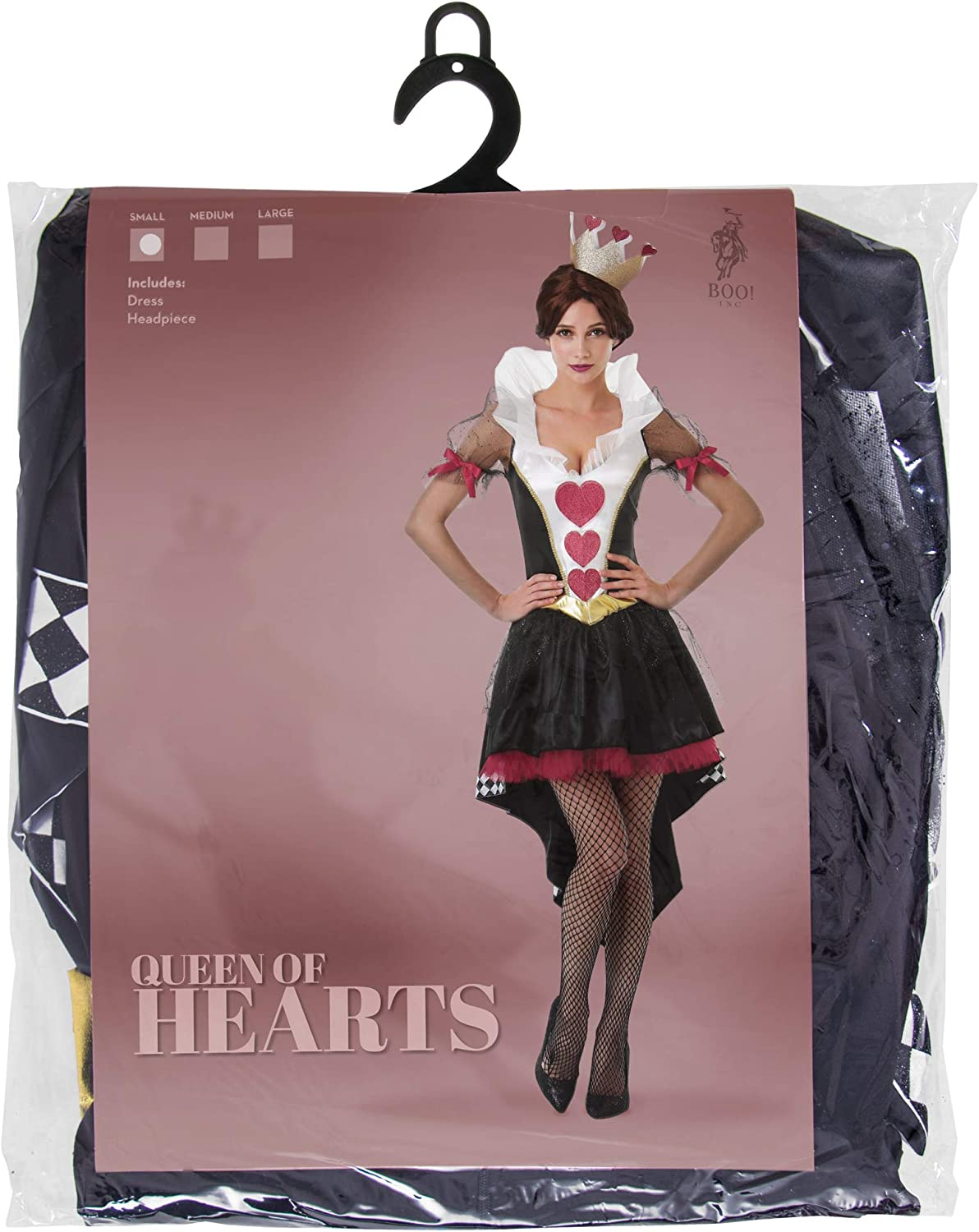 Queen of Hearts Royal Card Suit Tights Playing Cards Alice In Wonderland