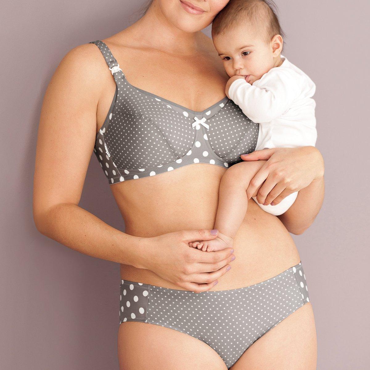 Anita Maternity Damen Slip Polka Dots