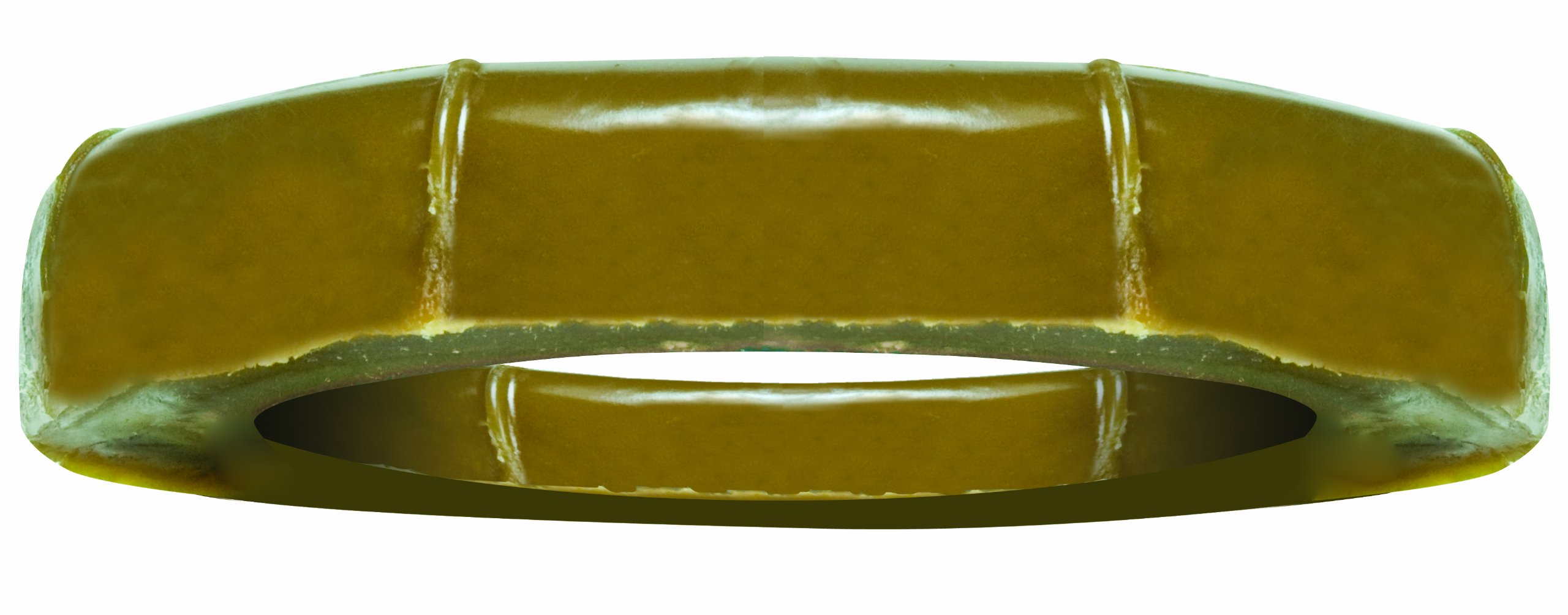 Fluidmaster 7510 Standard Wax Toilet Bowl Ring for 3-Inch and 4-Inch Waste Lines by Fluidmaster (Image #1)