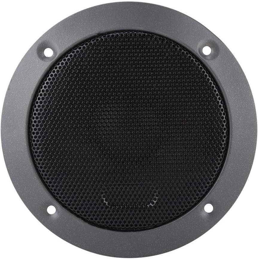 Haut-Parleur /à Tweeter avec Composants Accessoires pour Haut-Parleur Mini 4 Pouces avec d/éviation du Circuit magn/étique