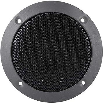 Speaker Accessories Mini 3Inch Component Tweeter Loudspeaker Horn with Diversion Magnetic Circuit Desig