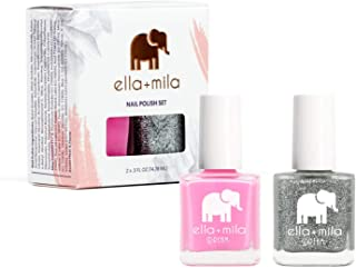 product image for ella+mila Nail Polish, Dream Collection - Dream Duo (2-Pack)