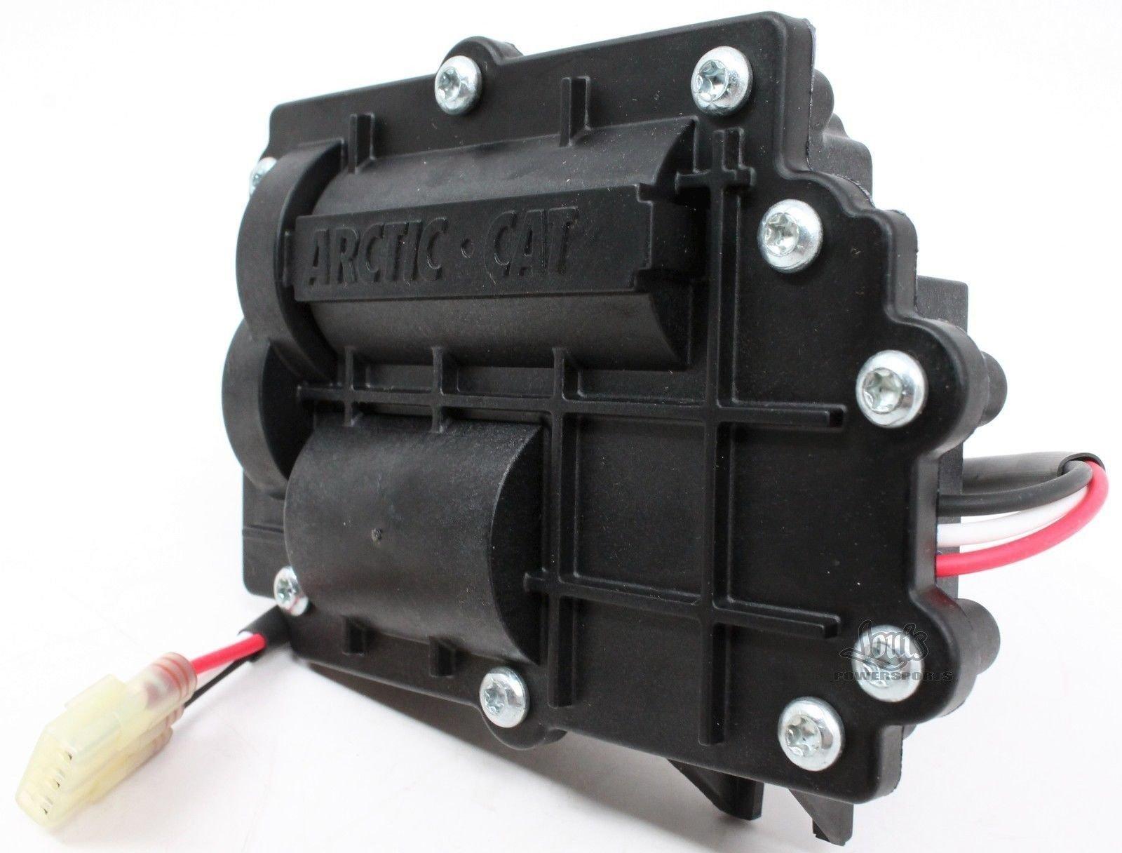 Arctic Cat OEM ATV Front Diff Actuator 04-09 366 400 500 FIS H1 4x4 0502-296