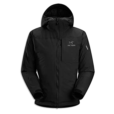 Jacket Kappa Copy Arcteryx Windstopper® co L Breathable Clothing - Amazon uk Mens Hoody M Insulated Carbon