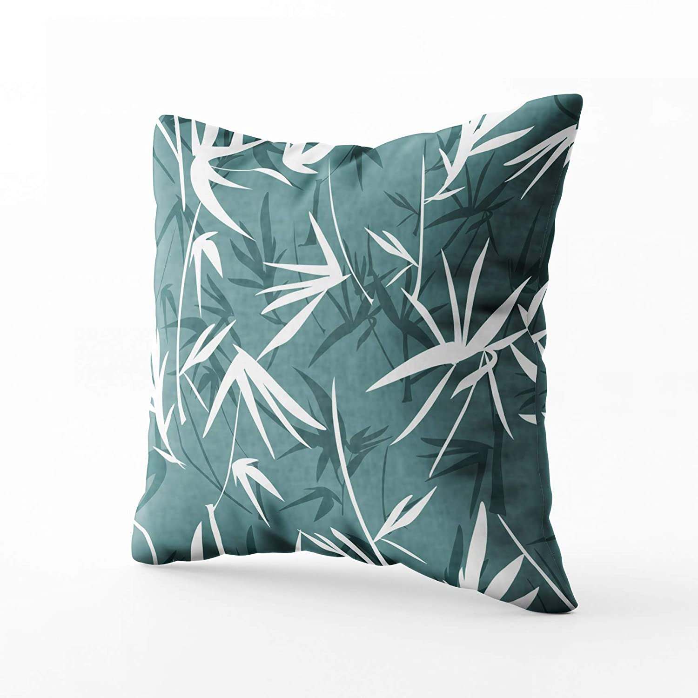 Amazon.com: TOMWISH Funda de almohada oculta con cremallera ...