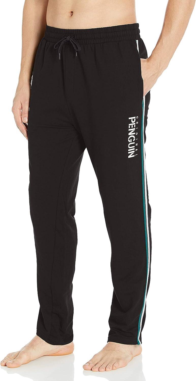 Original Penguin Men's Loungewear Logo Knit Pant