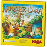 HABA Hamster Clan - A Cooperative Collecting Board Game for Ages 4-8