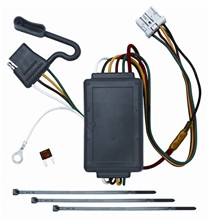 Amazon Vehicle To Trailer Wiring Connector For 0510 Honda. Vehicle To Trailer Wiring Connector For 0510 Honda Odyssey Van Plug Play. Honda. Trailer Wiring Honda Odyssey At Scoala.co