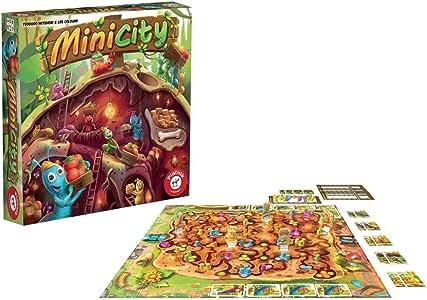 Piatnik Juegos pia06605 – Mini City , color/modelo surtido: Amazon.es: Juguetes y juegos