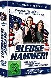 Sledge Hammer - Komplette Serie [12 DVDs]
