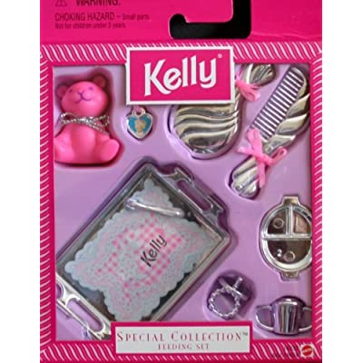 Barbie ~ Kelly Specical Collection ~ Feeding Set: Toys & Games