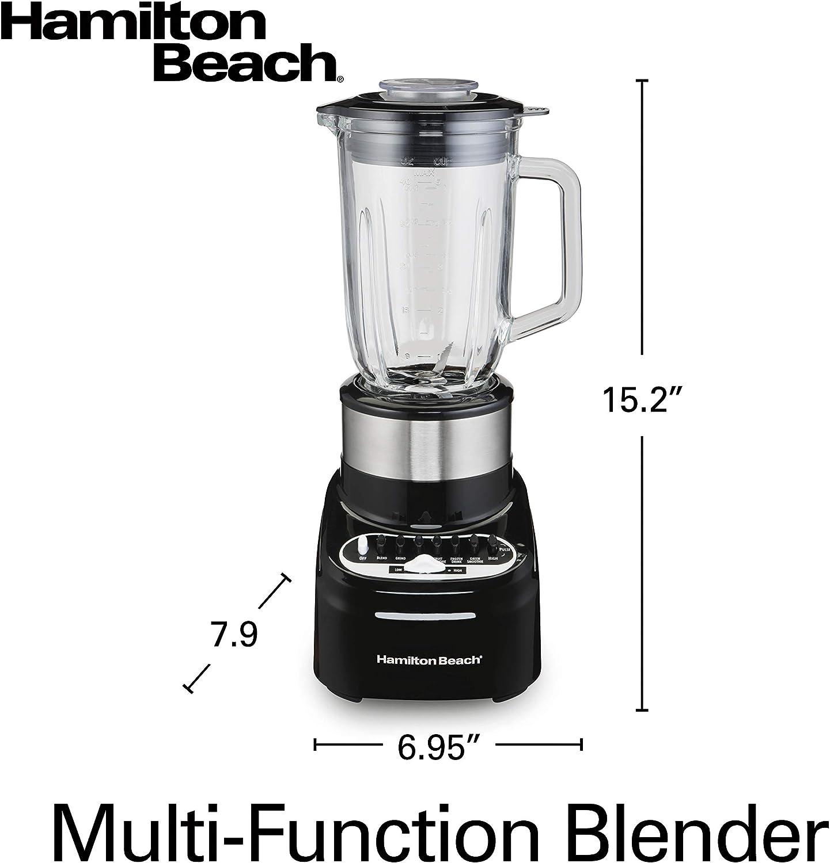 Hamilton Beach Multi-Mix 40oz Licuadora Home Good: Hamilton Beach ...