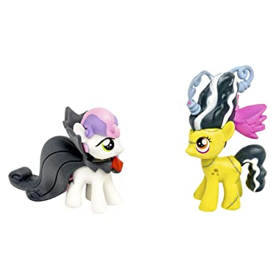 My Little Pony Friendship is Magic Collection Sweetie Belle and Apple Bloom: Toys & Games