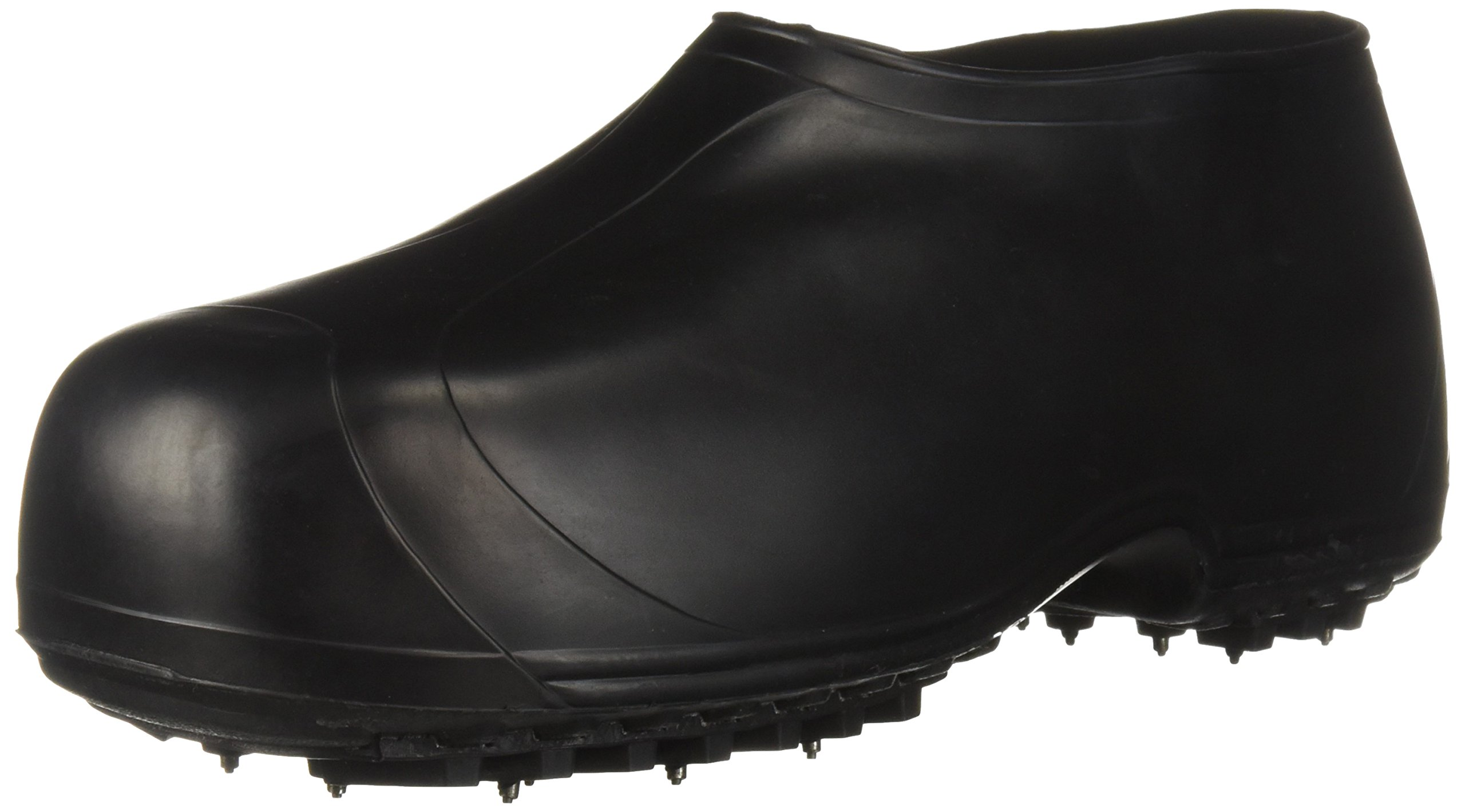 WINTER-TUFF 1350.LG Hi-Top Rubber Cleated/Studded Outsole Boot, Large, Black by Winter Tuff