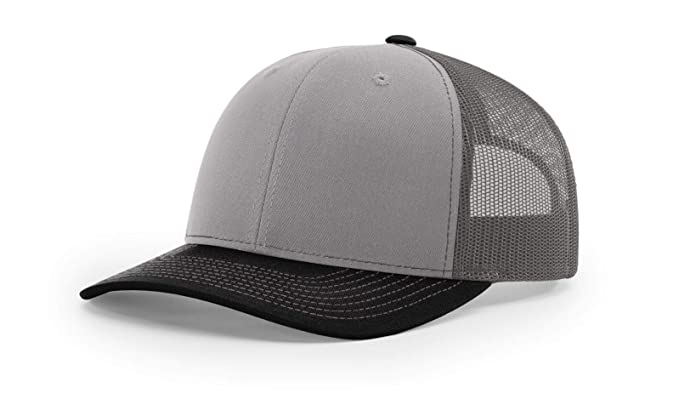 Image Unavailable. Image not available for. Color  Richardson Twill Mesh  Back Trucker Snapback Hat ... e21715a9c781