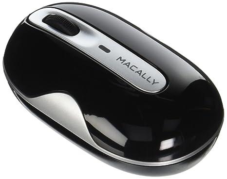 Amazon.com: Macally PebbleWireless - Ratón láser inalámbrico ...
