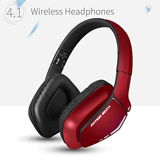 25 opinioni per Cuffie Wireless Bluetooth KOTION EACH Gameing per PS4, Xbox One S, PC, Tablet,