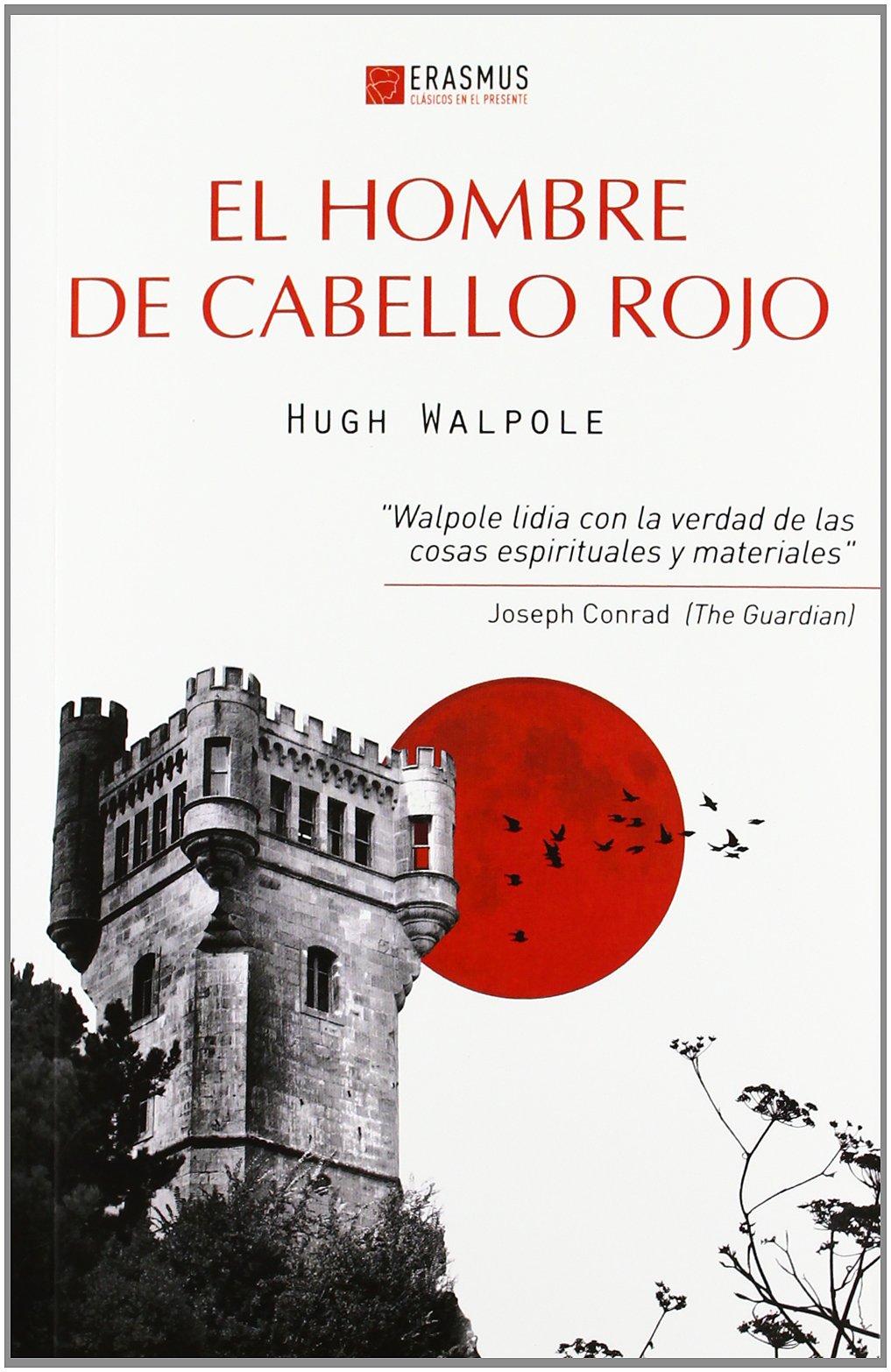 El Hombre Del Cabello Rojo (CLÁSICOS EN EL PRESENTE): Amazon ...
