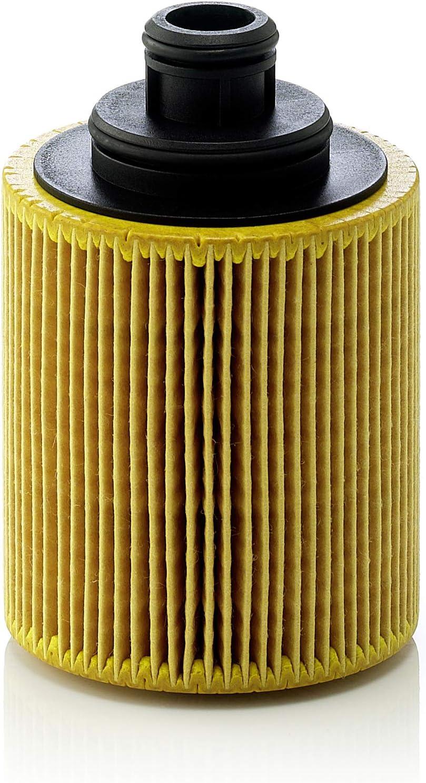 Original Mann Filter Ölfilter Hu 712 7 X Ölfilter Satz Mit Dichtung Dichtungssatz Für Pkw Auto
