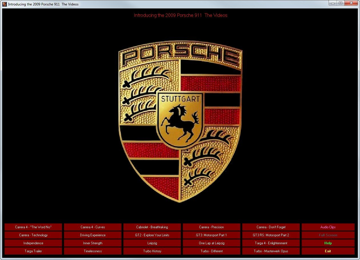 Introducing the 2009 Porsche 911 - The Videos: Harry W. Ilaria: 9781928618966: Amazon.com: Books