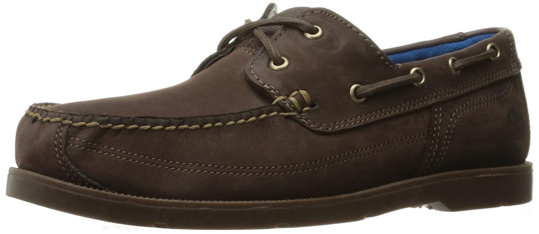 6764d2b257 Amazon.com | Timberland Men's Piper Cove Fg Boat Shoe | Oxfords