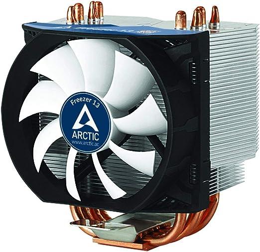 "Cooler Master V8 Copper Base//Aluminum Heatpipe Heat Sink /& 4.72/"" Fan w//4-pin C."